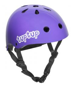 Kask Tuptup  fioletowy