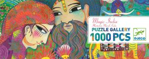 Djeco puzzle magic india 1000 el